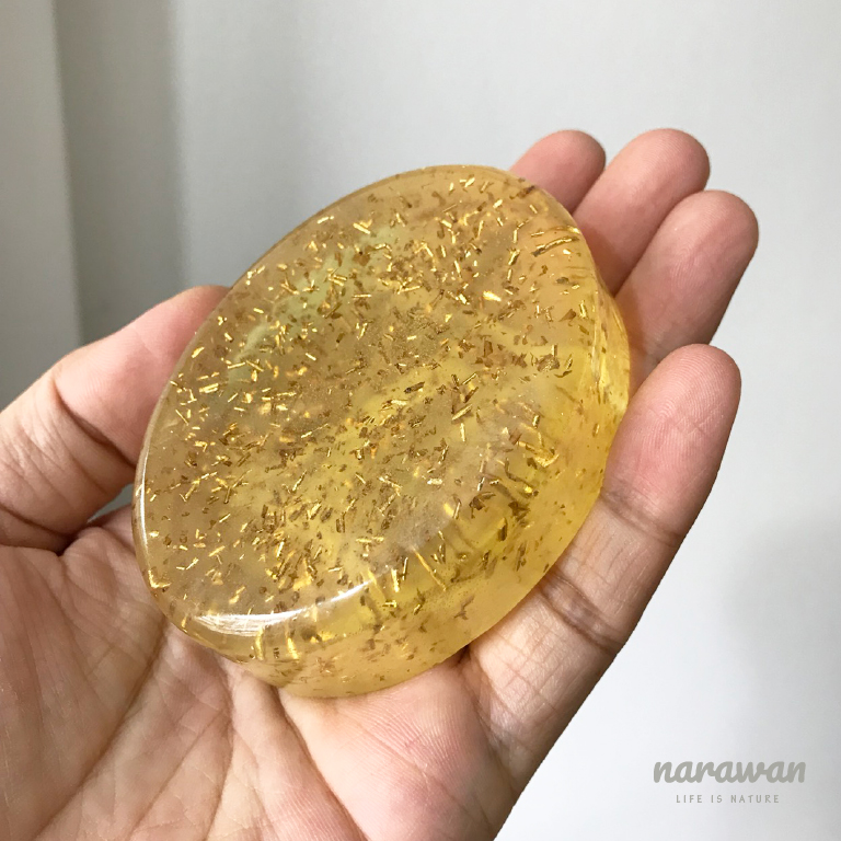 GoldSilk Protein Soap